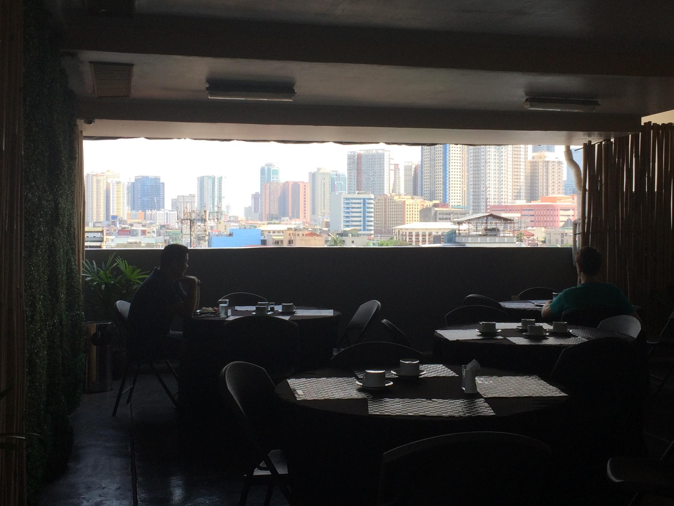 readgerman: Manila skyline