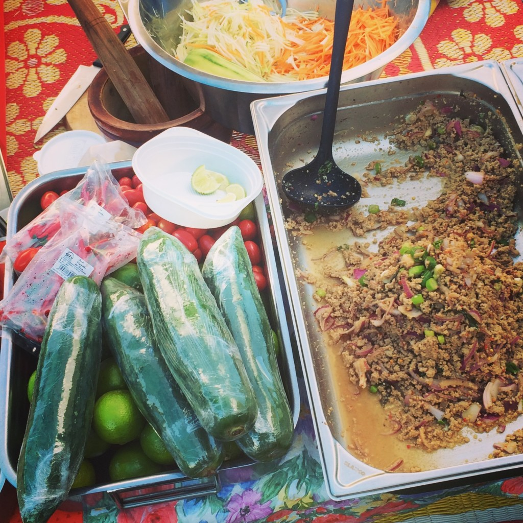 Thai Park Berlin - Larb Gai never misses the spot