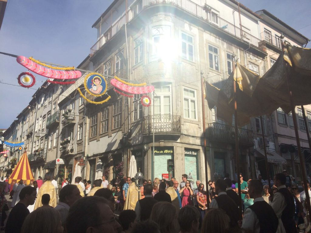 Procession in Braga