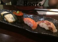 More sushi for all!