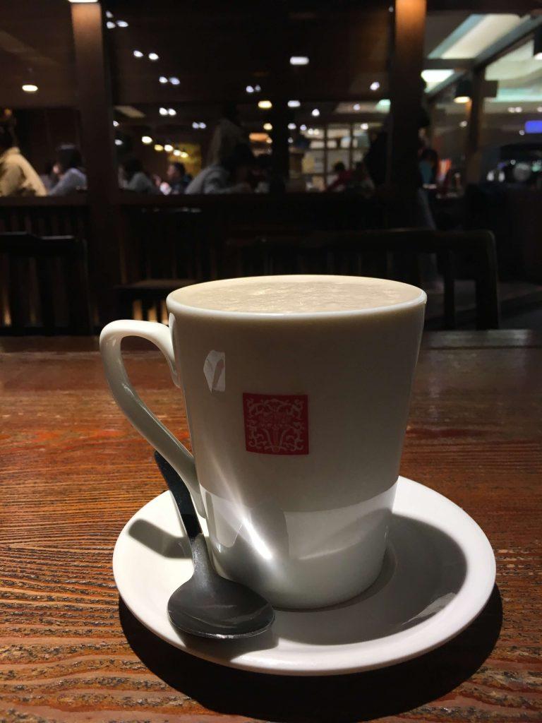 Chun Shui Tang original pearl milk tea