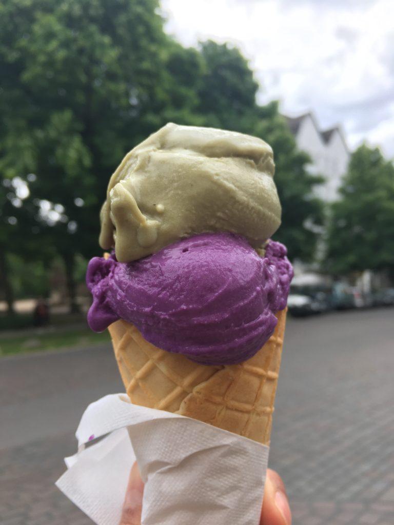 Der Eismacher in Kreuzberg